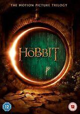 Hobbit Trilogy 1 - 3 DVD Box set Part 1 2 3 Brand New & Sealed UK Region 2 R2
