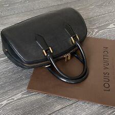 LOUIS VUITTON 100% Authentic 🌈 1.700$ Leather JASMIN Epi Black Bag