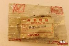 NOS HONDA Z50A C70 EXHAUST PIPE GASKET 18233-041-000 OEM M