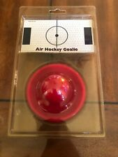 Regulation Size Red Air Hockey Goalie