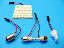 Chrysler Plymouth 48 LED Panel BA9S Bayonet Wedge Dome Festoon Light Bulb Lamp