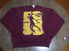 Vintage Minnesota Golden Gophers Basketball Xl Maroon Sweatshirt Fits Like Large