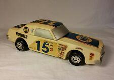 Vintage Stoneware Decanter Bobby Allison #15 Classic Race Car Kentucky Whiskey