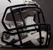 SAN DIEGO CHARGERS Riddell Speed S2EG-II-SP Football Helmet Facemask (NAVY BLUE)