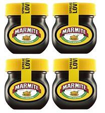 4 X Petit Pots De Marmite Levure Extrait dessus de Lit 4 Bocal 70G