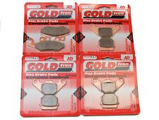 Goldfren Brake Pads Front & Rear For Aeon Crossland 400 (4 x 4) 2012-2015
