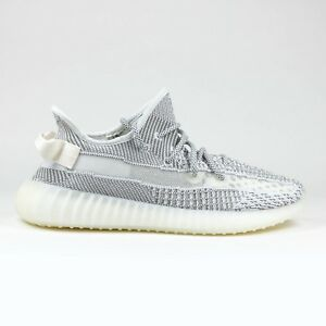 Authentic New Adidas Yeezy Boost 350 V2 Static Non Reflective