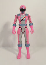 """2006 Rose the Pink Ranger 5.5"""" Action Figure Power Rangers Operation Overdrive"""