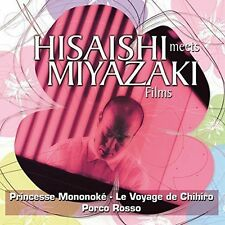 Hisaishi Meets Miyazaki Films 3299039961322 by Various Artists Vinyl Album