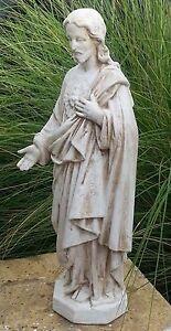 Italian Sculpture Statue of Jesus Christ. Australian Reproduction 35 cm High.