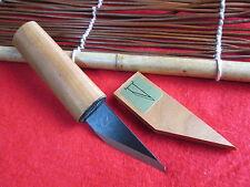 Japanese kiridashi knife MADE IN JAPAN  Wooden knives
