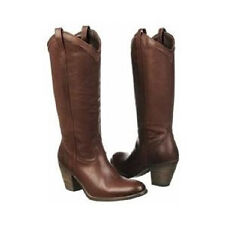 NEW in Box  FRYE Taylor Pull-On boot dark brown Size 11 Retail $368