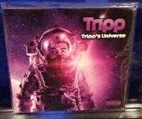 Tripp - Tripp's Universe CD SEALED horrorcore undergound rap sicfuk hip hop new