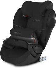 Cybex Silver Pallas M Fix Sl 2 In 1 Group 1 2 3 Pure Black Child Car Seat Kids