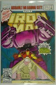 Iron Man ANN #13 - 8.0 VF - 1992