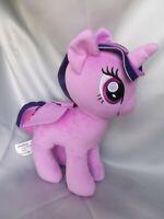"My Little Pony PRINCESS TWILIGHT SPARKLE Plush Hasbro Toy Stuffed Animal 9"""