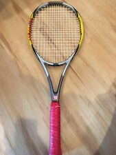 Wilson Hyper Pro Staff 7.1 Tennis Racket - 4-1/2