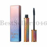 4D Black Silk Fiber Lash Waterproof Mascara Long Lasting with Starry Sky Bottle