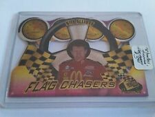 1998 Press Pass Premium Flag Chasers #FC13 Bill Elliott