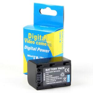 Batería NP-FH70 1500mAh para Sony NP-FH30, NP-FH40, NP-FH50, NPFH60