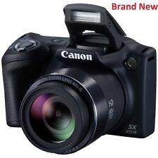 """Canon POWERSHOT sx410 20mp Zoom 40x Bridge Camera-NERO """"NUOVO"""""""