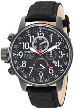 Invicta I-Force Men's Chronograph Quartz Watch with Fabric Strap – 1517