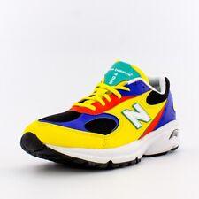 Men's New Balance 498 - Multicolor Athletic Shoes - Size 12