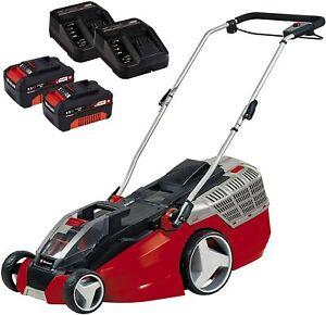 Einhell Expert Plus GE-CM 43 Li M 36V (2x18V) 43cm Brushless Cordless Lawnmower
