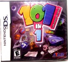 NEW NINTENDO DS, 101 IN 1, HOURS OF FUN, BRAND NEW