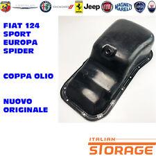 FIAT 124 SPIDER SPORT EUROPA 2.0 cc COPPA OLIO NUOVO ORIGINALE 4434914