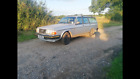 Volvo 240 gl estate 1990 two previous owners 86,000 miles Lovely ole classic