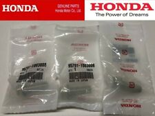 HONDA GENUINE BOLT FLANGE 10X30 95701-100-3008 x3 Set EG DC EK EF AP1 / 2 etc...