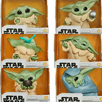 STAR WARS Mandalorian THE CHILD - SIX Different BABY YODA Figures - Boxed Indiv