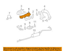 TOYOTA OEM 97-00 Tacoma-Exhaust Manifold 1714262090