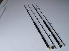 Davis Big Game Saltwater 30-50 9 ft.Spin Rod Fishing Set 2
