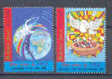 Weltfriedenstag, Zeichnungen - UNO-Genf - 551-552 ** MNH 2006