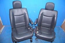 Renault Espace IV 2x Airbag Sitz Fahrersitz Beifahrersitz 2 LCD Bildschirm Leder