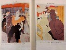 TOULOUSE-LAUTREC Pariser Leben ° Graphik / Malerei ° Lautrec Biographie