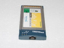 Trident PCMCIA 32Bit CardBus 10/100 PC ETHERNET CARD
