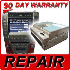 REPAIR 07 08 09 Lexus ES350 ES 350 NAVIGATION DVD Drive GPS Rom Disc Player FIX
