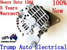Alternator for Holden Commodore VS VT VX VY V6 eng VH 3.8L Heay Duty 120A 95-04