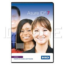 NEW HID Asure ID Express 7 ID Card Software - 86412