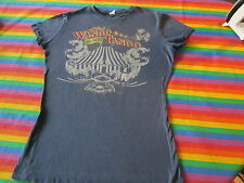 WANGO TANGO LADIES CONCERT SHIRT LARGE