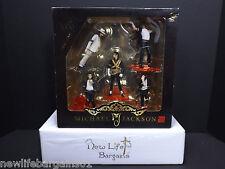 NEW CHAOERCOMICS Michael Jackson 1958 - 2009 the world tour Dangerous Figurines
