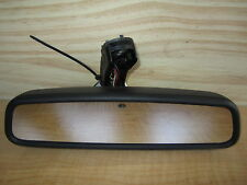Land Rover LR3 Interior Rear View Mirror P/N 01581 Auto DIM HomeLink OEM