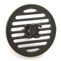 CHANEL Clothing Button Coco CC Paris Logo 100% AUTHENTIC 14mm RARE!! Brand New