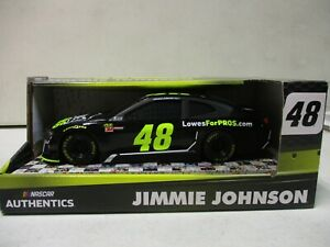 2018 Nascar Authentics Jimmie Johnson Lowes for Pros 1/24