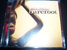 Michael Spiby Of The Badloves Barefoot Acoustic CD On Liberation Blue - New