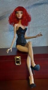 Popovy Sisters Repro Little Owl Full Set, Wig, Shoes, Lingerie! US Seller