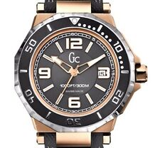 GUESS COLLECTION, SWISS MADE MEN'S GC-3 AQUASPORT  WATCH, X79002G2S, NIB $700